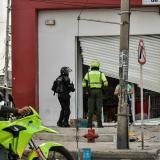 Se registran actos vandálicos en la calle 17