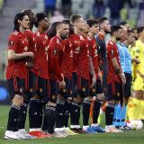 El álbum de la final de la Liga de Europa
