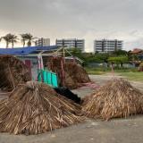 Las afectaciones en el Atlántico tras intensas lluvias