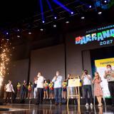 Barranquilla recibió oficialmente la sede de los Juegos Panamericanos 2027