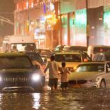 Las imágenes que deja el huracán Ida a su paso por Nueva York