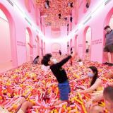 Viaje en imágenes por el Museo del Helado en Singapur