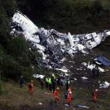 En audio: Tripulante de aerolínea relata cómo fueron los momentos previos al accidente del Chapecoense