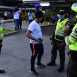 Civiles y policías