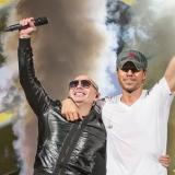 Pitbull y Enrique Iglesias unen fuerzas en