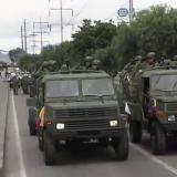 Así fue el Desfile Militar del 20 de julio en Bogotá