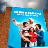Bogotá, lista para recibir al papa Francisco