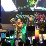 En video | 'El avión', el clásico con el que Joe Bataan puso a bailar en el cierre de Barranquijazz