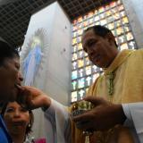 En video | Así fue la posesión del nuevo arzobispo de Barranquilla, monseñor Pablo Salas