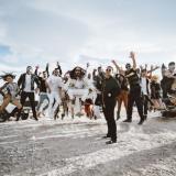 Así suena 'Azukita', lo nuevo de Steve Aoki, Daddy Yankee, Elvis Crespo y Play-N-Skillz