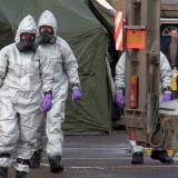 Londres sigue tras la pista de envenenamiento de exespía