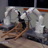 El robot capaz de armar silla de Ikea...en nueve minutos