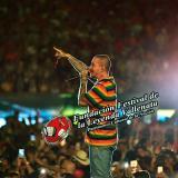 JBalvin, rey de la música urbana en el templo del vallenato