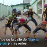 En video   El contagioso baile de niños de la calle de Nigeria que se volvieron estrellas en redes