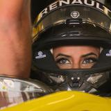 Aseel Al-Hamad, piloto de Fórmula 1.