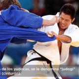 Conoce sobre el Judo, una de las disciplinas de los juegos