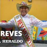 Las 5 breves de EH | El Carnaval de Barranquilla ya tiene su Rey Momo 2019: Freddy Cervantes