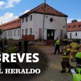 Las 5 breves de EH | Explota carrobomba en la Escuela de Policía de Bogotá