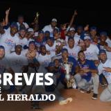 Las 5 breves de EH | Caimanes, campeón del béisbol colombiano