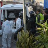 En video | Llanto y dolor en levantamiento de cuerpos de masacre en Universal