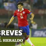 Las 5 breves de EH | Junior se refuerza con el '10' chileno Matías Fernández