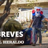Las 5 breves de EH | Desalojan a migrantes que habían invadido sector de la Murillo con Circunvalar