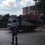 Iron Man e Iron Patriot, superhéroes en los 40 grados de Barranquilla