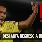 Informativo 3 minutos de EL HERALDO   Carlos Bacca descarta, por ahora, volver a Junior