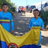 El colombiano Juan José Mañosca ganó primera medalla de Oro en mundial de BMX