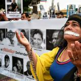 En video | Barranquilleros marcharon 'por la vida'