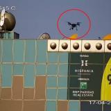 En video   Policía de España usará drones para vigilar a conductores