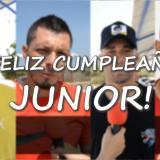 Familia rojiblanca felicita al Junior en sus 95 'ruedas'