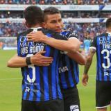 En video | Golazo de Alexis Pérez en la victoria 2-1 de Queretaro sobre Pachuca