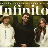 Así suena 'Infinito', la nueva colaboración de Andrés Cepeda y Jesse & Joy