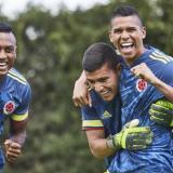 En video | Esta es la nueva camiseta de visitante que usará la Selección Colombia