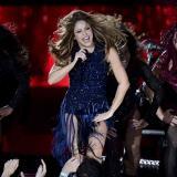La espectacular presentación de Shakira en la clausura de la Copa Davis
