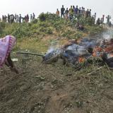 En video   Dos elefantes mueren atropellados por un tren en India