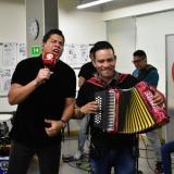 Sesiones EH | Rafa Pérez & Juan K Padilla interpretan 'Mi novia mujer'