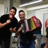 Sesiones EH | Rafa Pérez & Juan K Padilla interpretan 'En las mieles del triunfo'