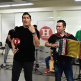 Sesiones EH | Rafa Pérez & Juan K Padilla interpretan 'Error de Borrachos'
