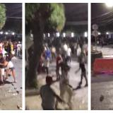 En video| Baile de Carnaval en barrio Recreo terminó en disturbios y tiros al aire