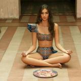 Chica Miércoles | Carolina Viveros, la modelo abogada