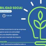 En vivo | Foro Responsabilidad Social Empresarial