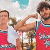 Guaynaa y Sebastián Yatra.