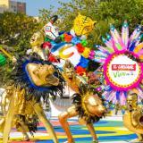 Batalla de flores: Gran Sábado de Carnaval