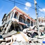 Las desgarradoras imágenes tras el terremoto en Haití
