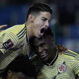 Rueda la Selección Colombia