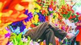 Lo floral y lo humano
