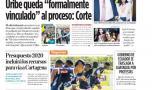 """Uribe quedó """"formalmente vinculado"""" a proceso por fraude y soborno: Corte"""
