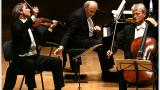 El trío está conformado por Cenek Pavilik en el violín, Marek Jerie en el violonchelo e Ivan Klánský en el piano.